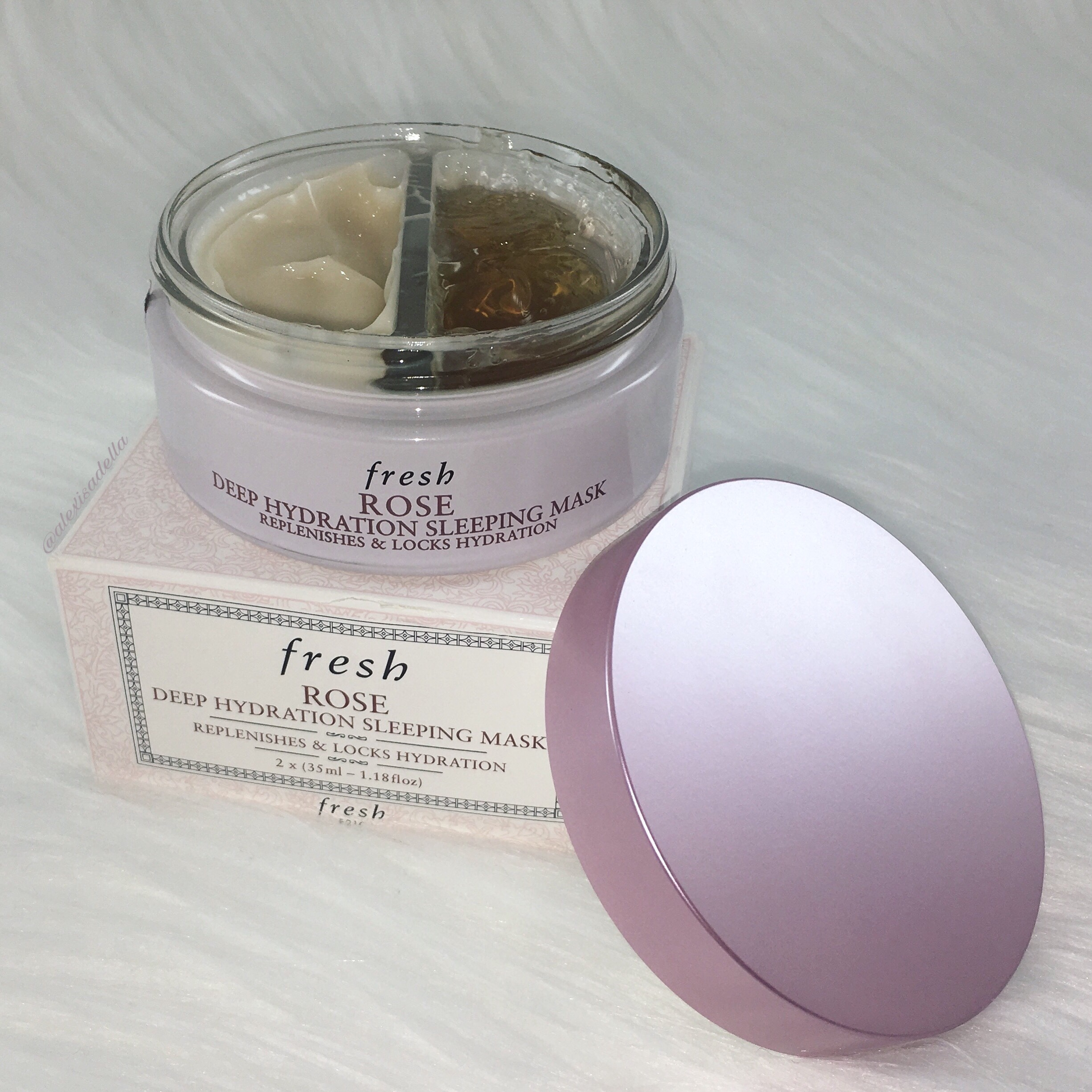 Fresh Beauty Rose Mask Review